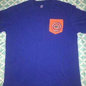 Univeristy of Florida Gators XL Blue Tshirt